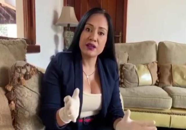 FRONTERA: Gobernadora del Táchira llama a la calma a la población ante el  Covid-19.