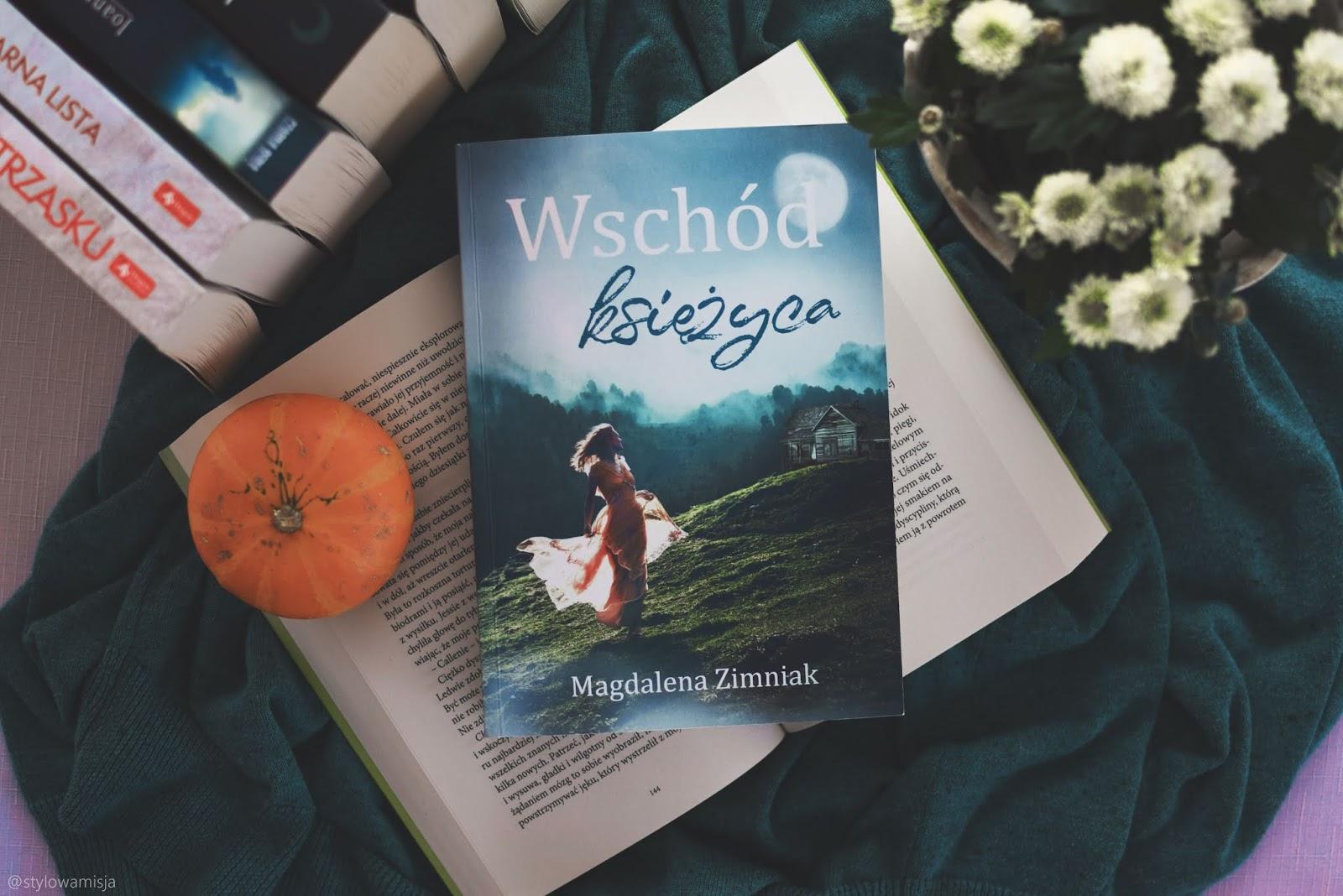 thriller, psychologiczny, WschódKsiężyca, MagdalenaZimniak, WydawnictwoProzami, opowiadanie, recenzja, metafizyka, góry, Zawrat,