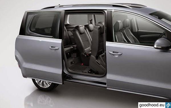 Volkswagen Sharan Mk2 7n 2014 Price Specs Fuel