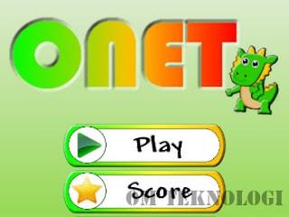 Download Game Onet Klasik Gratis Untuk PC Dan Android
