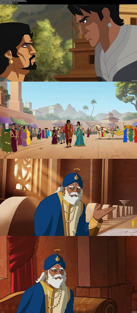 Baahubali The Lost Legends Ep 02 The Royal Visit 2017 HDRip 720p Hindi