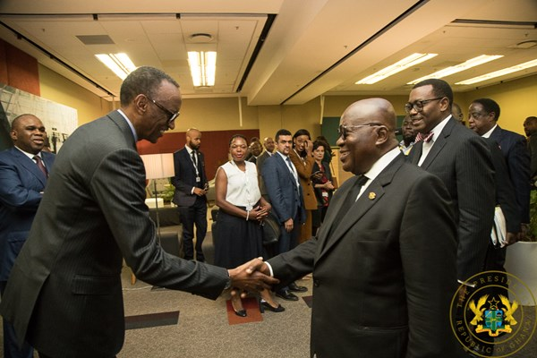 """Ghana, Cote D'ivoire Strategic Partnership Enhancing Cocoa Farmers' Incomes"" – President Akufo-Addo"