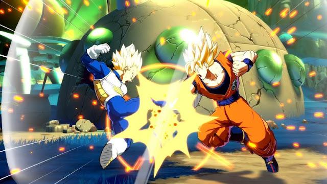 كل المعلومات و التفاصيل عن محتوى بيتا لعبة Dragon Ball FighterZ