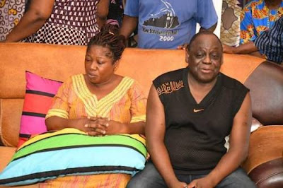 image result for tolulope arotile parents