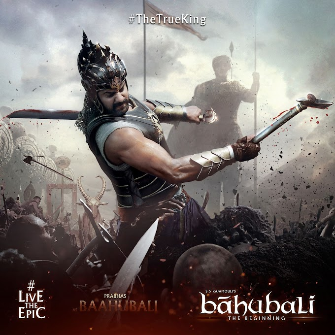 SỬ THI BAAHUBALI 1: KHỞI NGUYÊN Baahubali: The Beginning (2015)