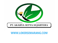 Lowongan Kerja Grobogan Purwadadi Oktober 2021 di PT Akarya Setya Sejahtera