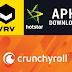 بين جديد مجانا لصناعه حساب على مواقع (  CRUNCHYROLL,HOTSTAR,VRV )