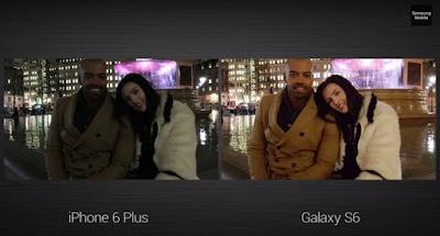 Kualitas Gambar Samsung Galaxy S6