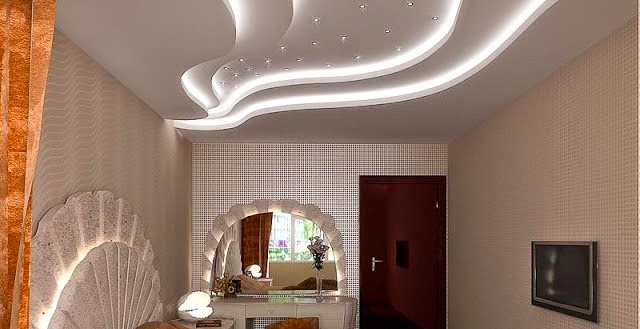 the best catalogs of pop false ceiling designs for living room