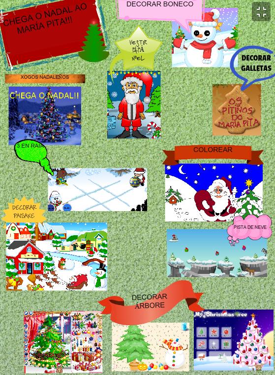Xogos Nadal