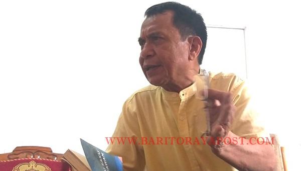 PWI Sulteng Sebut Kasus Gencar Djarot Murni Delik Pers