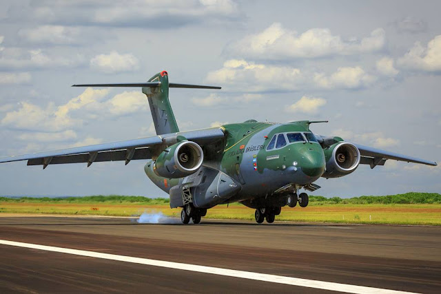 Hungary buy Embraer KC-390