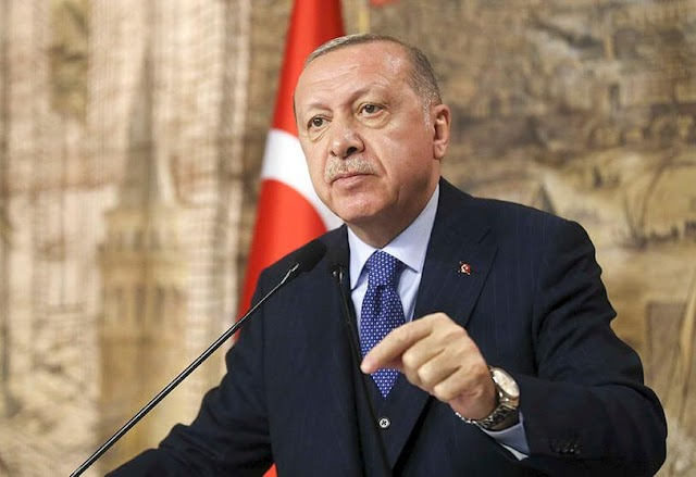 Erdogan: We must defend the rights of Jerusalem, even with our lives