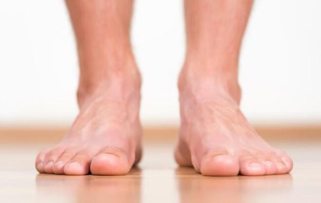 Coronavirus: occhio alle lesioni dei piedi anche se i test sono negativi
