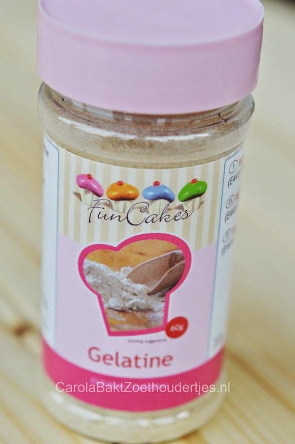 gelatine blaadjes vs gelatine poeder