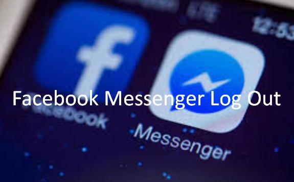 Facebook Messenger Log Out