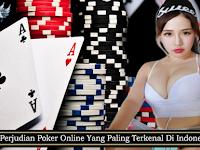 Situs Poker Online Terbaik ,Terpercaya Serta Terpopuler Di Tahun 2021