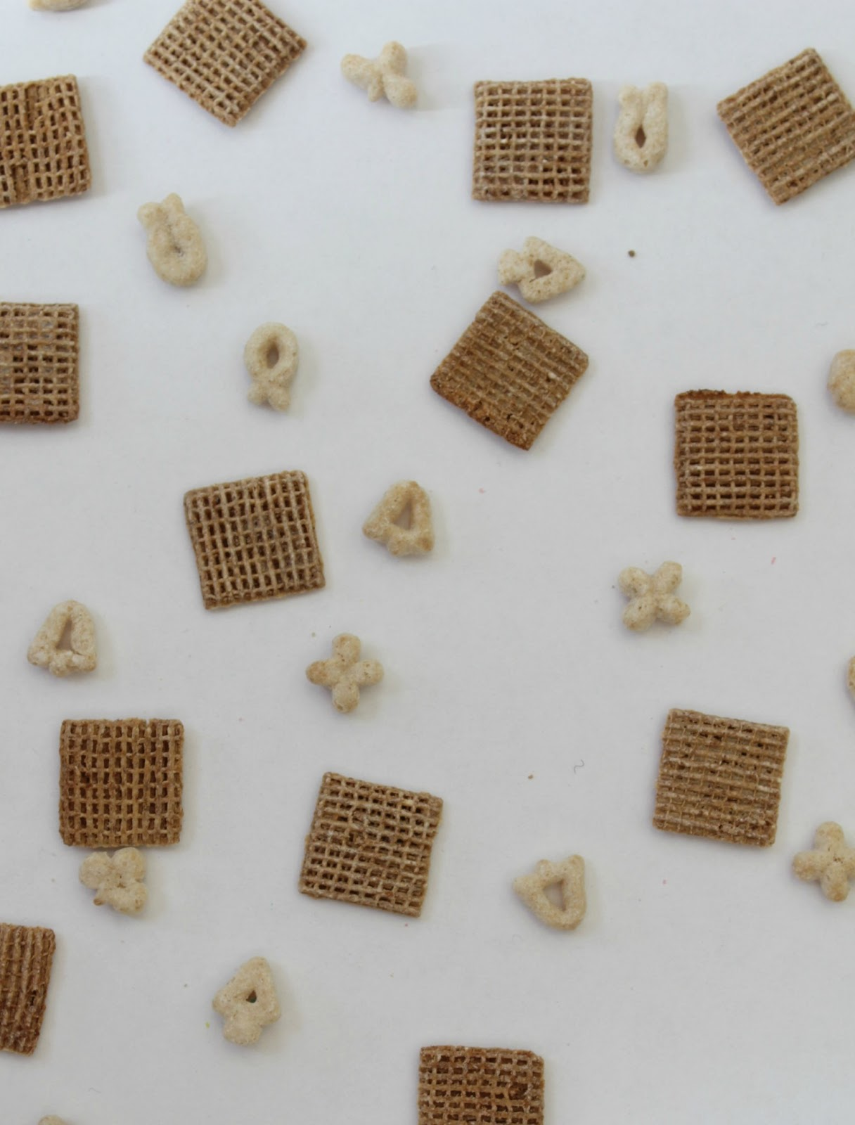 Food photography patterns
