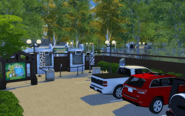 téléchargement zoo sims 4