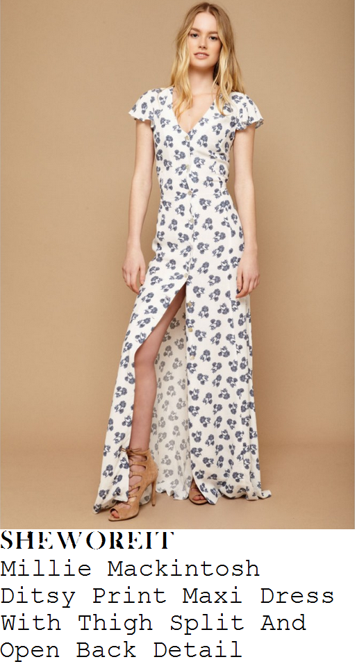 millie-mackintosh-cream-and-blue-ditsy-floral-print-button-up-maxi-dress