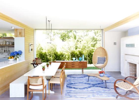 Desain Ruang Makan Dan Ruang Dapur Menjadi Satu