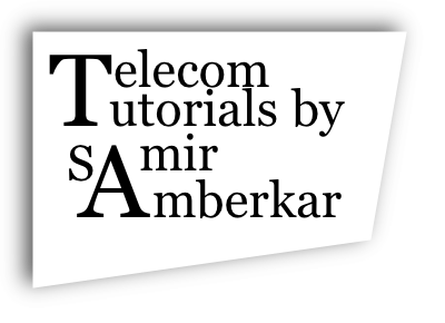 Telecom Tutorials by Samir Amberkar: SS7 (Network)- 2