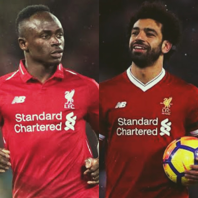 EPL: Chelsea Boss Speaks Up On Salah And Mane's Saga