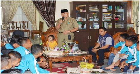 Wawako Padang :Sekolah Sepak Bola (SSB) Balai Baru Kuranji, Kota Padang, Membawa Harum Ranah Minang