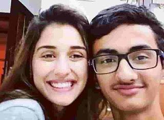 Suryansh Patani And Disha Patani