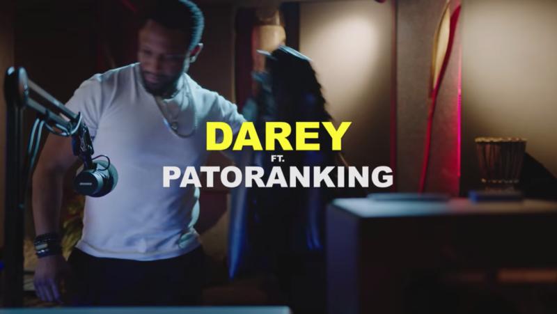 "[Video] Darey – ""Jojo"" ft. Patoranking"