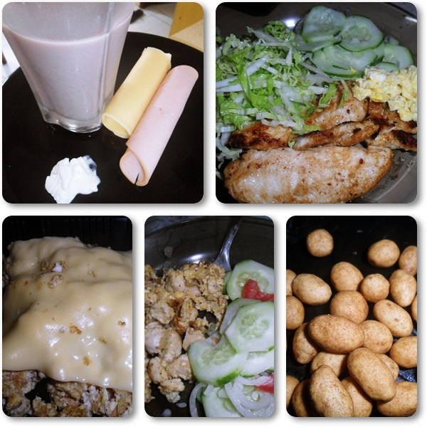 Dieta de south beach cardápio