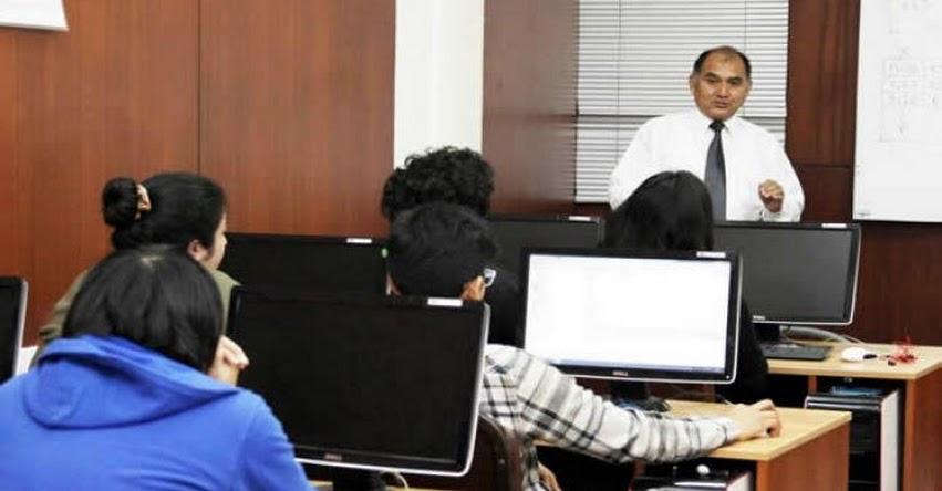 MINEDU: 34 universidades públicas reciben financiamiento de S/ 43 millones y asistencia técnica para cerrar la brecha digital