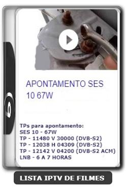 TP apontamento 67W SES 10