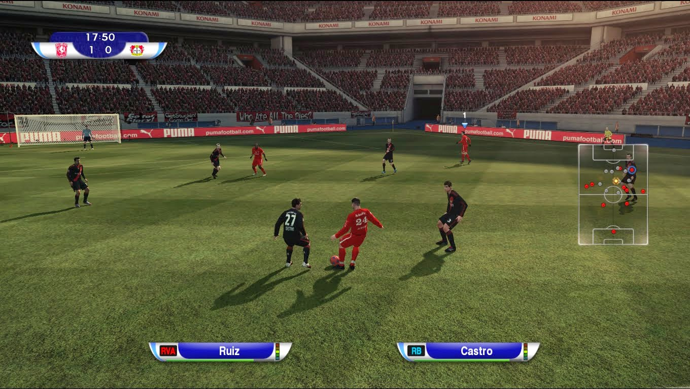 Download Game Pes 2008 Highly Compressed 10mb