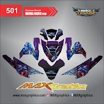 Custom decal vario joker - mobile legend desain suka suka