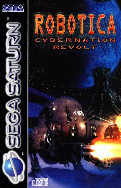 Robotica ISO Sega Saturn