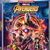 Enter to win AVENGERS: INFINITY WAR on Bluray!