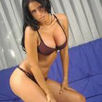 Andrea Rincon, Selena Spice Galeria 15: Vestido Cafe, Falda a Cuadros Foto 116
