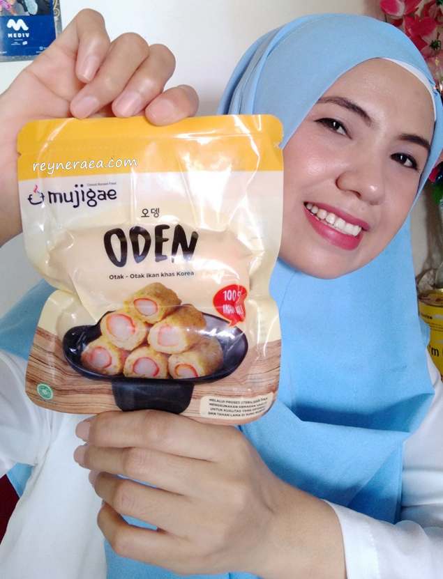 Review Oden Mujigae