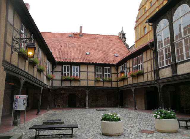 Quedlinburg - Schloss