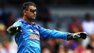 M S Dhoni Indian cricket team captain