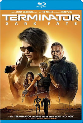 Terminator: Dark Fate [2019] [BD50] [Latino]