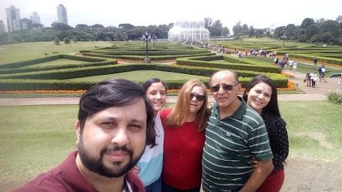 Momentos com a família em Curitiba/PR