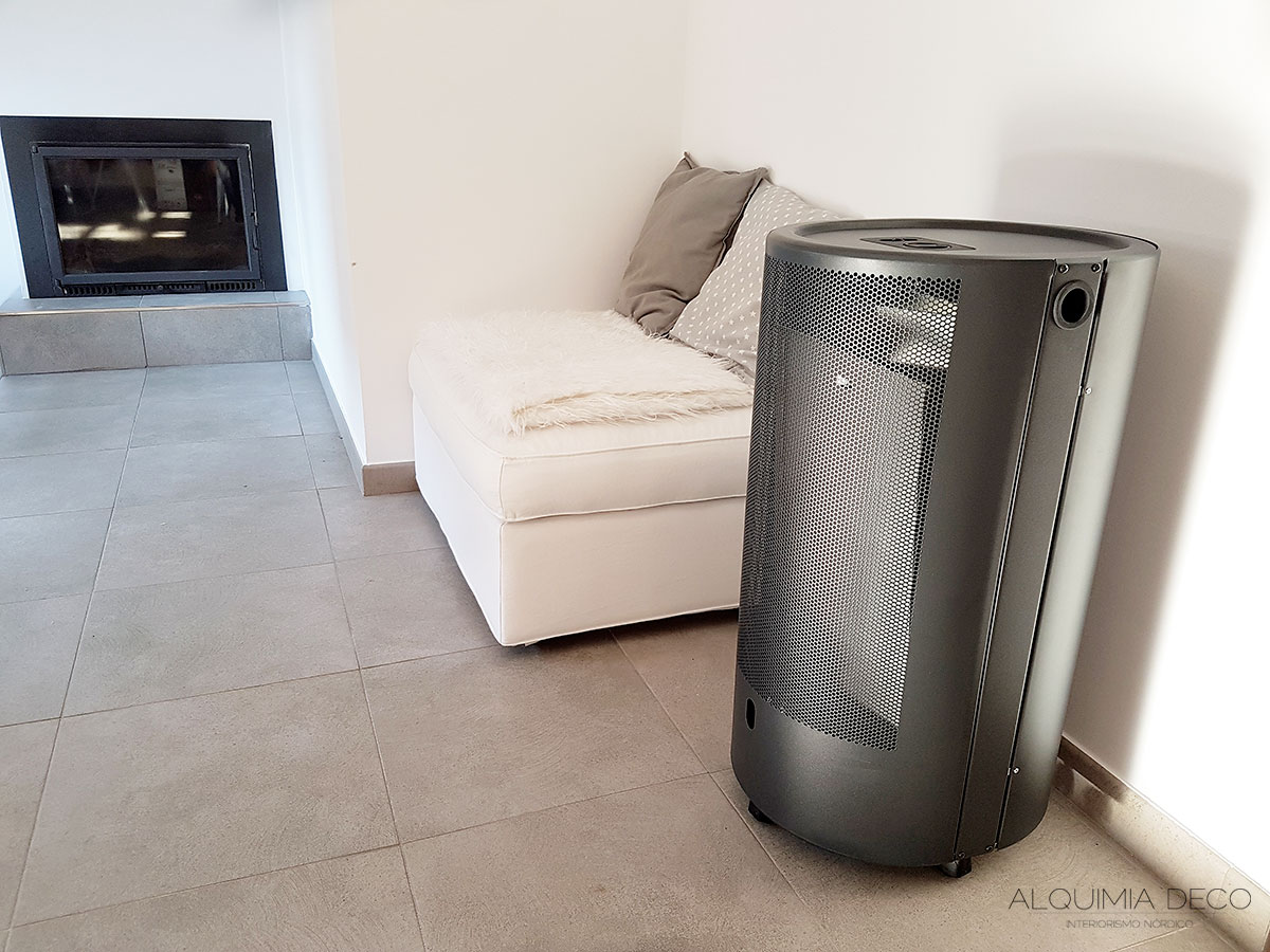 Nueva estufa de butano en casa alquimia deco - Estufas para casa ...