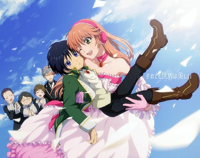 7 Anime yang Mirip Soredemo Sekai wa Utsukushii