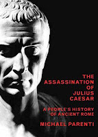 Book cover for The Assassination of Julius Caesar: a People's History of Ancient Rome