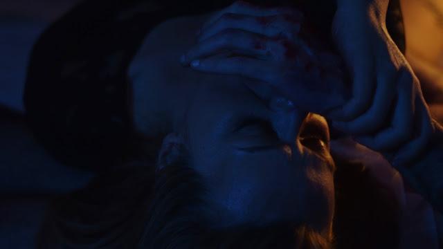 Domiziano Cristopharo dirige 'Confessions of a Necrophile Girl' (2021) de la serie Tetromaniac