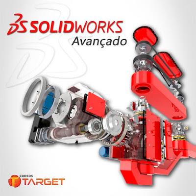Curso Online SolidWorks Avançado - 30 horas