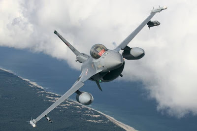 Turkish F16 Air Policing Poland