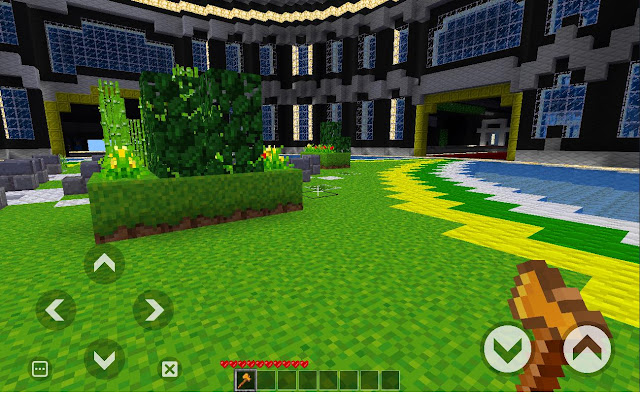 minecraft pocket edition apk full version
